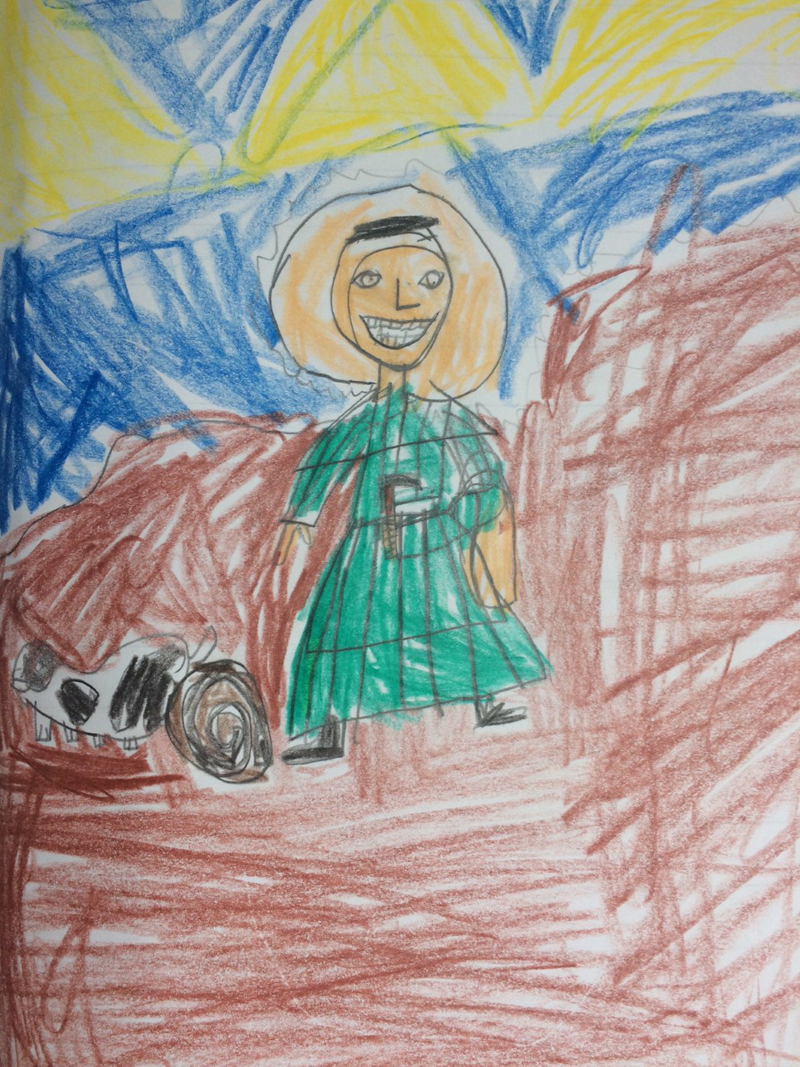 Fig11Mary Anning by Jarvis Clifford
